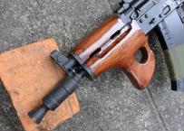 受注 次世代AKS74U用サムホールハンドガード製作
