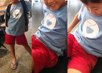 青空blueオリジナルTシャツ