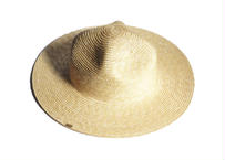 wica grocery : straw hat  / mountain
