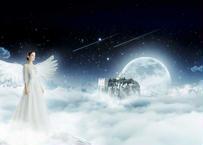 誘導瞑想音源「天使とつながる~Connecting Your Angels」