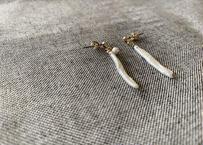 pearl straight pierce(earring)
