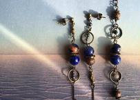 【チャクラ御守り】内から外へ!創造的自己表現をする 第5チャクラを整える ∞  Creative Amulet ∞