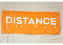 DISTANCE Towel(Base:Orange)