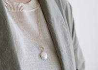 coin LL mantel necklace