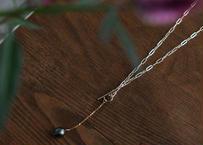 south sea pearl mantel long necklace
