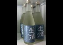【苗場酒造】今だけ、お猪口プレゼント!!苗場山 生酒 720ml