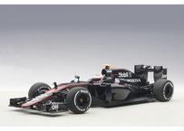 AUTOart 1/18 マクラーレン MP4-30 ホンダ F1 2015 スペインGP #22 ジェンソン・バトン 18122