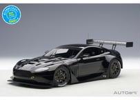 AUTOart 1/18 「ベストプライス」 アストンマーチン V12 ヴァンテージ GT3 2013 (ブラック) 38570