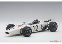 AUTOart 1/18 ホンダ RA272 F1 1965 #12 メキシコGP 5位入賞 (ロニー・バックナム) 86598
