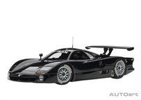 AUTOart 1/18 日産 R390 GT1 1998 (ブラック) 世界500台限定 89878