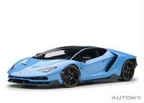 AUTOart 1/18 ランボルギーニ チェンテナリオ (パール・ブルー) 79113