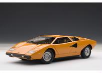 AUTOart 1/18 ランボルギーニ カウンタック LP400 (オレンジ) 74647