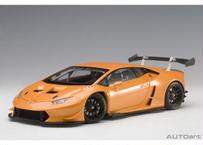AUTOart 1/18 ランボルギーニ ウラカン LP620-2 スーパートロフェオ 2015 (パール・オレンジ) 81558