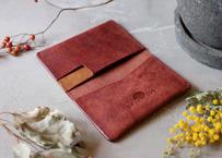 Card Case【 figo 】/ Coccinella x Cognac