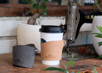 Cup Sleeve / RC Leather #2color