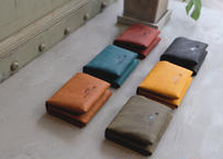 Square Wallet 【 Riposo 】/ #6 color