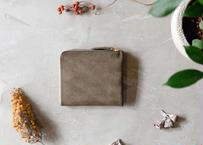 Mini Wallet【 tent 】/ Grigio