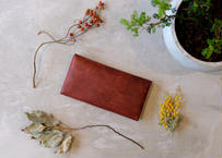 Compact Long Wallet 【 castello 】/  Coccinella