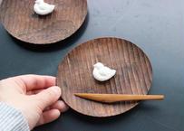 加賀さんの楕円豆皿