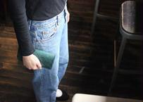 entoanさんの長財布 オリジナルブルー