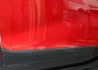 TOP SECRET  R35  カーボンサイドパネル