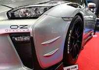 TOP SECRET  R35  GTフロントワイドフェンダー