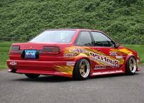 Run Free AE86(レビン/トレノ共通)  リアバンパースポイラー