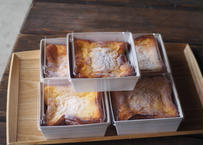 【湘南と】フレンチトースト5個セット(メープルシロップ付)