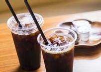 オーガニックアイスコーヒー  Café glacé