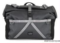 Roll Top Bag 28L Dark Grey