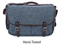 GAME BAG Harris Tweed