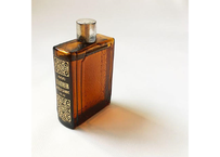 "Vintage ""AVON"" Book Bottle Leather After Shave Lotion for Display"