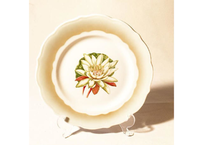 1960's Vintage Syracuse China Floral Plate