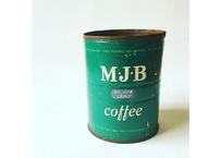U.S.A. Vintage ''MJB'' Coffee Tincan(2lbs)