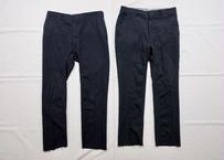 SLIT PANTS SLACKS ( S size )