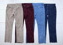 SLIT PANTS -CORDUROY-