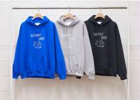 sweat hoodie (×BACKDOOR×T-bone Fletcher)