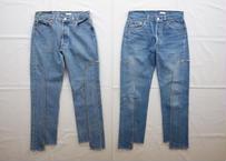 WESTERN JEANS (BLUE)