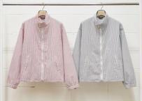 stripe drizzler jacket