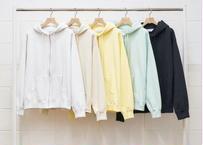 sweat hoodie (zip)