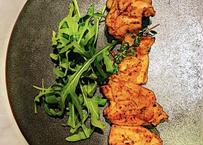 焼肉シリーズ第一弾‼【通販限定】国産鶏モモ肉 ケバブ味(味付け)2人分約300g