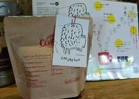 【Coffee Zoo 限定商品】 アメリカバイソン ブレンド 200g