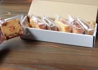 【たもんの米粉パウンドケーキ6個セット(いちじくとくるみ3個、加賀棒ほうじ茶と黒豆3個)】ママパティシエの思いやりが詰まった身体に優しいパウンドケーキです。