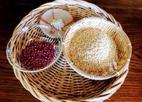 酵素玄米ご飯(寝かせ玄米)3合手作りセット【材料厳選】