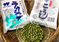 少量でみそ作り体験・十五夜味噌手作りセット【大豆】