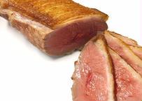 マグレ鴨胸肉のスモークハム