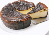 バスク風チーズケーキ1台