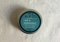 CERABELLA  ティンキャンドル No.7 <lime&peppermint>