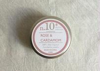 CERABELLA  ティンキャンドル No.10 <rose&cardamon>