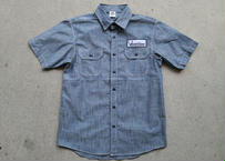 URBAN DEER S/S Chambray Work Shirts